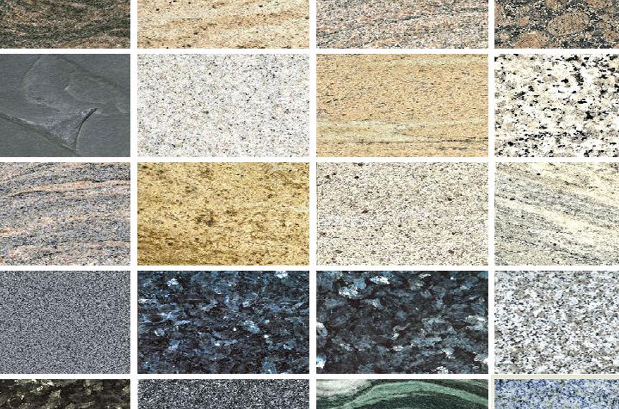 granit et marbre le retour des mati res naturelles dans la d co. Black Bedroom Furniture Sets. Home Design Ideas