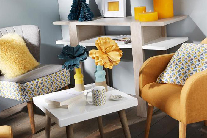 le style scandinave. Black Bedroom Furniture Sets. Home Design Ideas