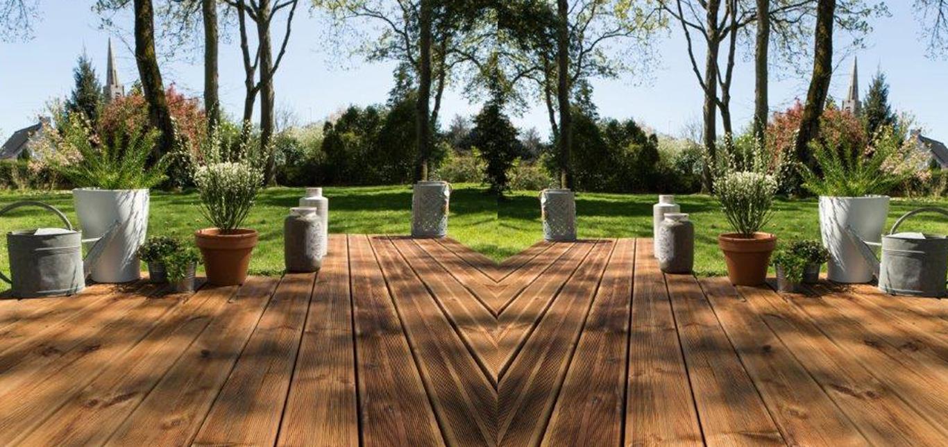 Quel rev tement choisir pour votre terrasse actualit s for Terrasse jardin immobilier