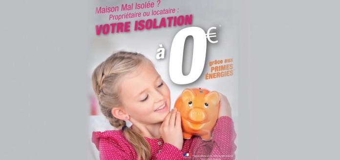 Votre isolation à 0€ grâce aux primes énergies - Isola Sud Ouest