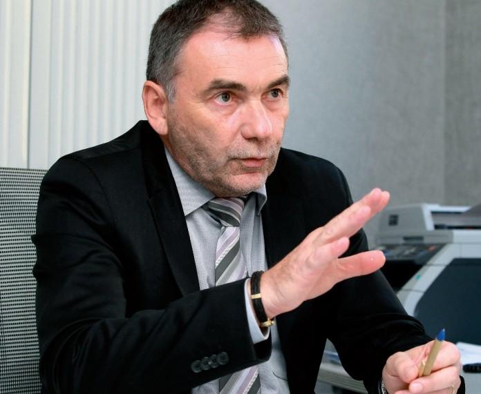 Xavier Carrabin, directeur du groupe Banque populaire en Lot-et-Garonne, parle des prêts