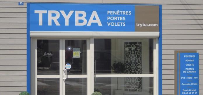 Tryba Menuiserie Authentique Fenêtre