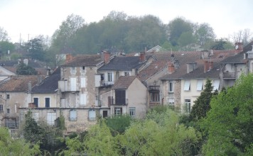 Nontron en Dordogne - CREDITS PHOTOS: UDIVINE LONCLE
