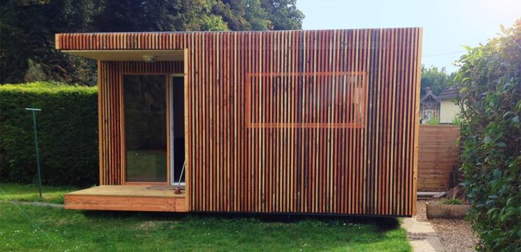 Top 4 des logements tudiants les plus insolites for Vivre dans un container