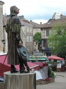 La cité de Cyrano profite, elle aussi, de l'embellie du marché immobilier - Photo Ludivine Loncle