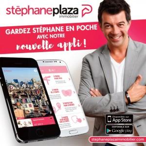 Application Stéphane Plazza