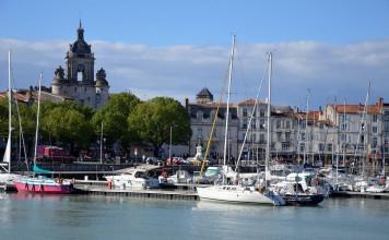 Le charme de La Rochelle opère toujours. Photo Amélia Blanchot