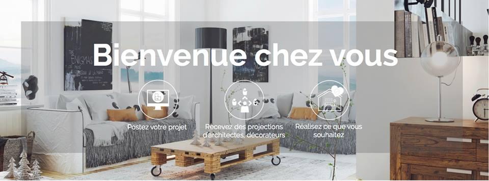 Trouvez l'aménagement idéal grâce à la communauté d'architectes et de décorateurs Hubstairs !
