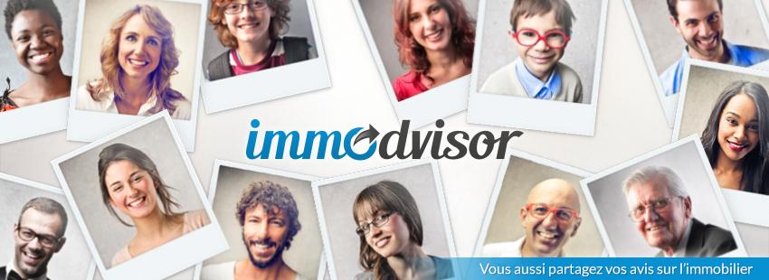 Immodvisor est le 1er site web d'avis clients pour l'immobilier